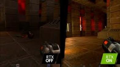 Nvidia представила трейлер Quake 2 RTX, проект выйдет 6 июня