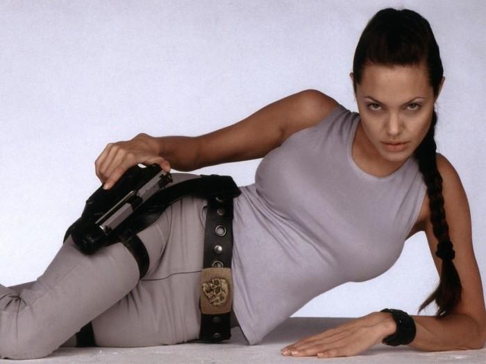 Актриса лара крофт