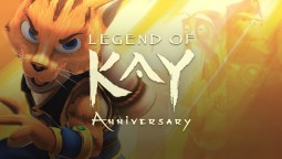 Legend of Kay выйдет на Nintendo Switch в мае