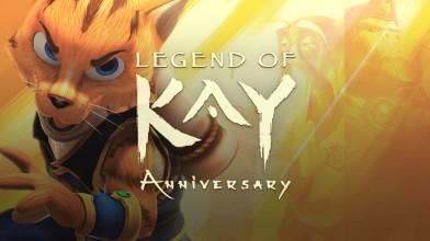 Legend of Kay выйдет на Nintendo Switch в мае