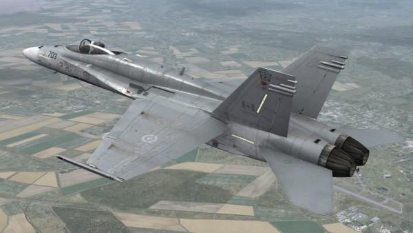 DCS World &quot;F/A-18C Hornet: <b>ВВС</b> Канады&quot; - Файлы - патч ...