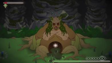 Jotun: Valhalla Edition - Геймплей Jera the Unmerciful!