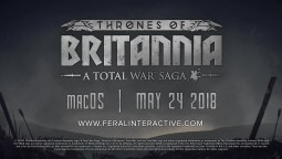 Total War Saga: Thrones of Britannia - Выходит на macOS