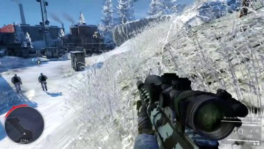 Sniper Ghost Warrior 2: Sniper Mission Геймплей