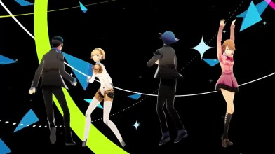 Persona 3 - Dancing Moon Light