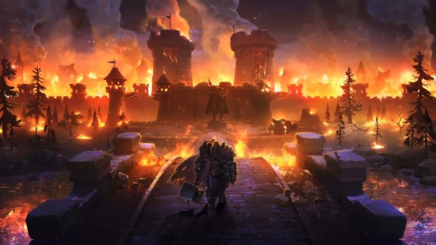 Рейтинг Warcraft 3: Reforged на Metacritic опустился ниже 1.0