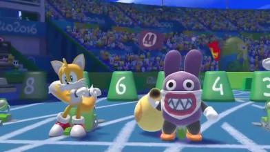 "Mario & Sonic at the Rio 2016 Olympic Games ""Дебютный трейлер"""