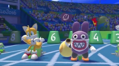 "Mario & Sonic at the Rio 2016 Olympic Games ""Дебютный трейлер"""