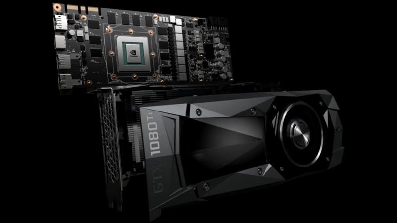 nVidia GeForce GTX 1080Ti - новый король графики