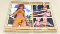 """Люси, Эрза и другие героини в купальниках попали на официальную внутреннюю обложку игры """"Fairy Tail"""""""