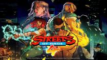 Streets of Rage 4 - тизер трейлер Адама Хантера!