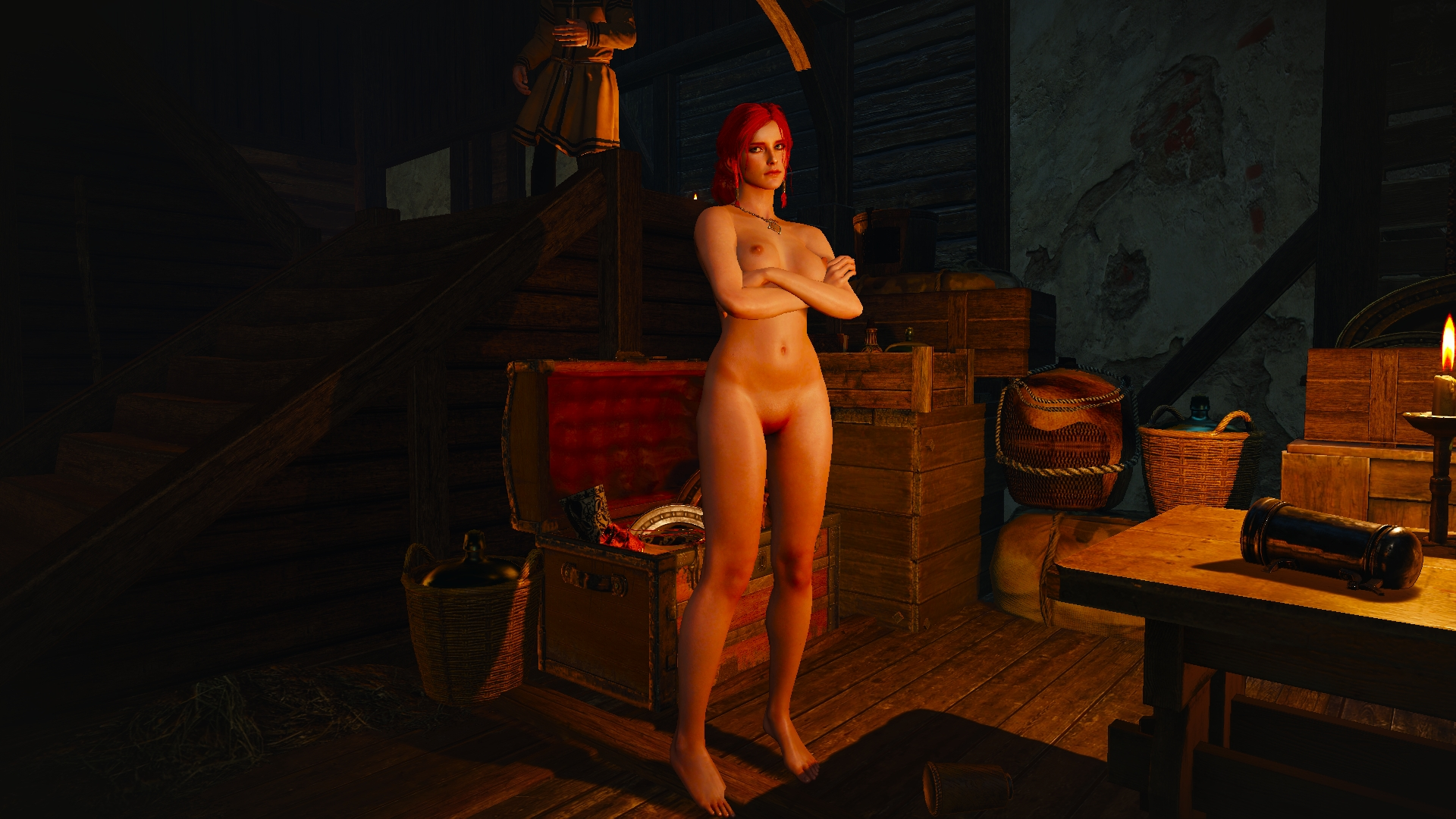 Nude patches for games sexy scene