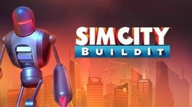 Гигантский робот сеет ужас в обновлении SimCity BuildIt
