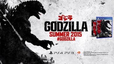 Godzilla выйдет на PS3 и PS4 в июле