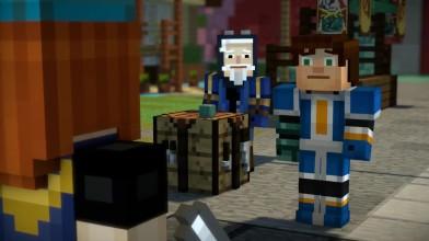 Minecraft: Story Mode Season 2 - Битва с титаном !