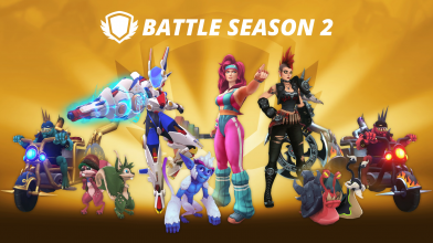 Battlerite: Battle Season 2 уже в пути
