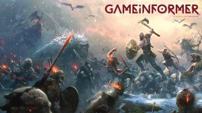 Масса новых геймплейных подробностей God of War