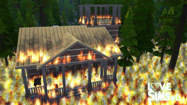 Мод - Интенсивный огонь от weerbesu