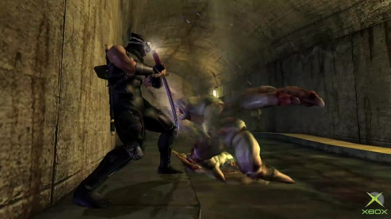 Анализ Ninja Gaiden 2 от Digital Foundry