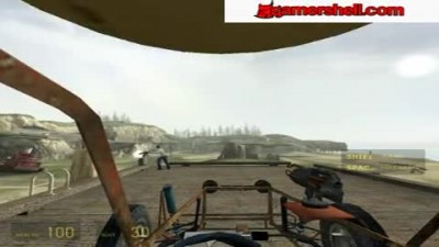 Half-Life 2 (Buggy Deploy) Exclusive #6