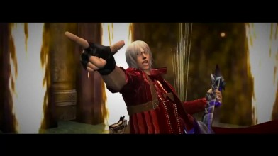 Devil May Cry: HD Collection (трейлер) - русский и ламповый - VHSник