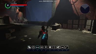 Elex - Бункер в вулкане.