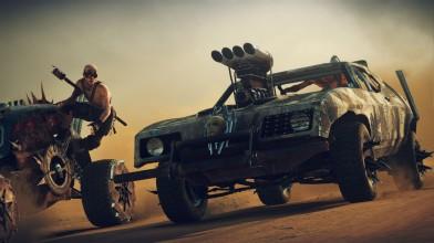 Mad Max на PS4 получил странное обновление