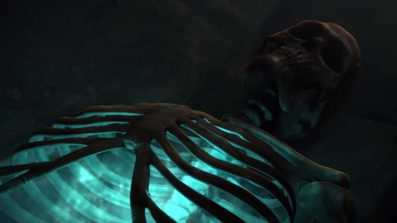 Diablo III- дебютный трейлер Некроманта