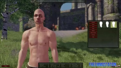Mortal Online - Первый взгляд