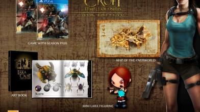 Коллекционное издание Lara Croft and the Temple of Osiris