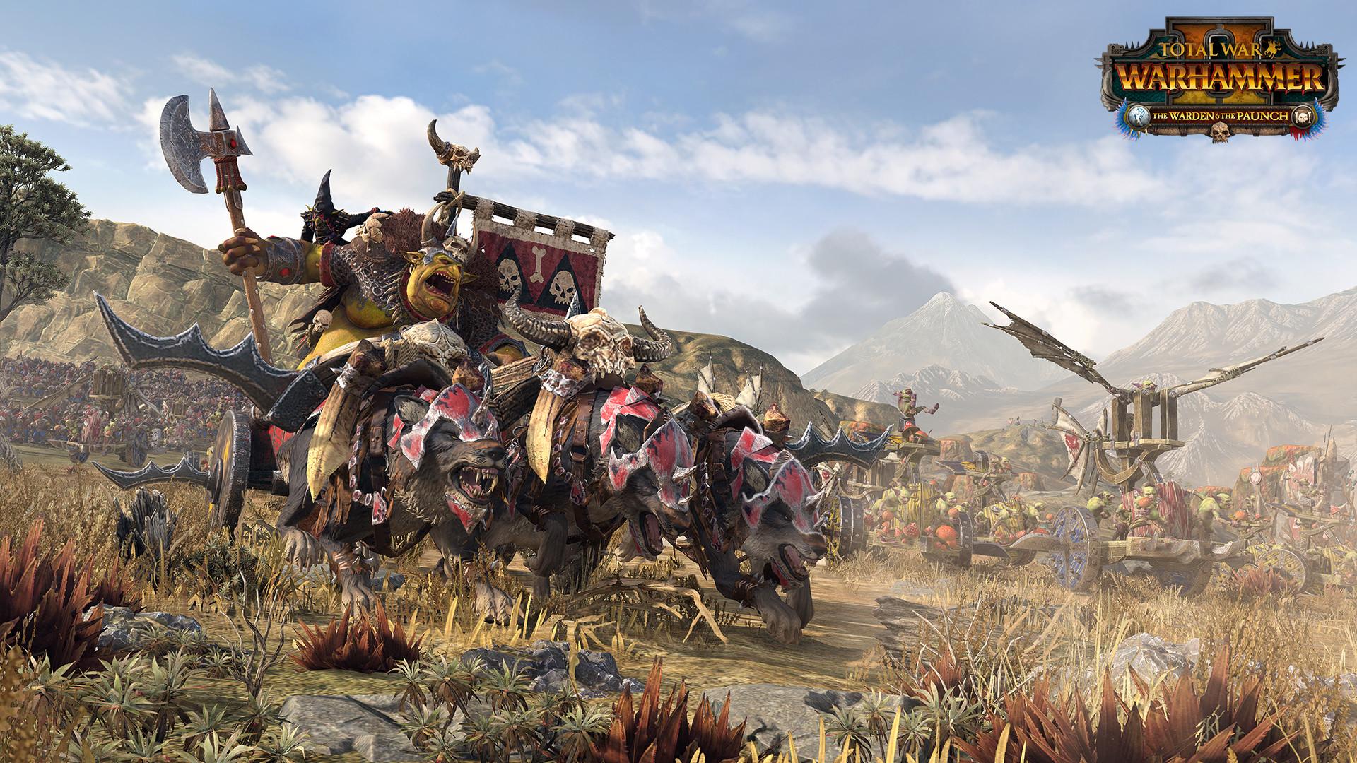 Скриншоты дополнения The Warden & The Paunch для Total War: Warhammer 2