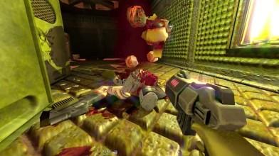 Quake 2 - многоплатформенный графический мод quake2xp 1.26.8