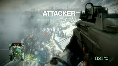 "Battlefield: Bad Company 2 ""Port Valdez Demo Gameplay Trailer"""