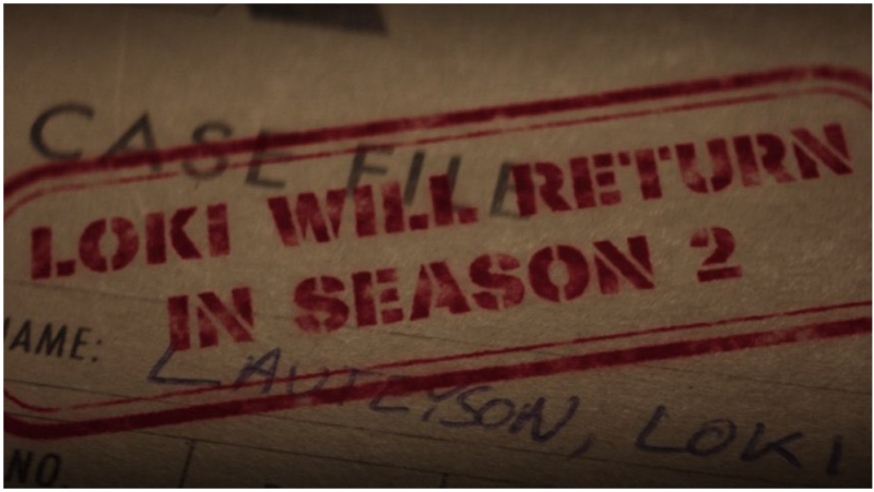 """Сериал """"Локи""""с Томом Хиддлстоном официально продлен на второй сезон"""