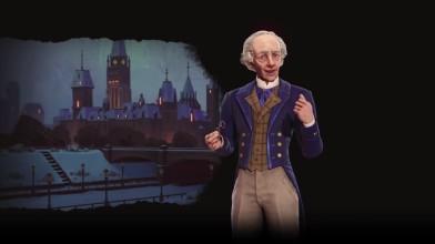 Третья нация Канада дополнения Gathering Storm, для Sid Meier's Civilization 6