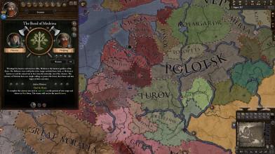 рассказ об особенностях дополнения Crusader Kings II: Holy Fury