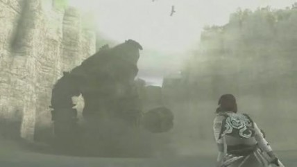 "Shadow of the Colossus HD  ""Тизер"""