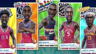 Switch версия NBA Playgrounds на старте будет без онлайна; масса интересной информации об игре
