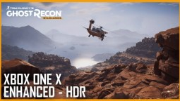 Tom Clancy's Ghost Recon: Wildlands - Трейлер обновления для Xbox One X