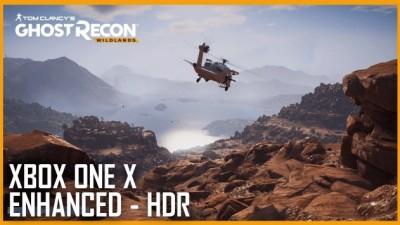 Tom Clancy's Ghost Recon: Wildlands - Трейлер обновления для Xbox One X