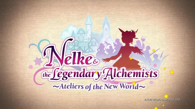 Геймплейный трейлер ролевой игры Nelke & the Legendary Alchemists: Atelier of the New World