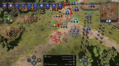 Первый геймплей стратегии Ancestors