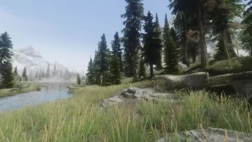 Skyrim Ultra Mod Insane PhotoRealistic Next Gen Graphics 2017