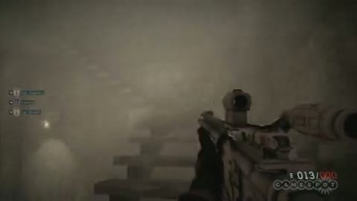"Medal of Honor: Warfighter ""Breaching and Sniping Gameplay"""