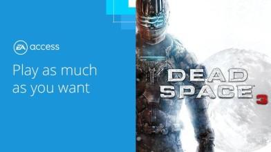 Dead Space 3 стала доступна для загрузки в EA Access