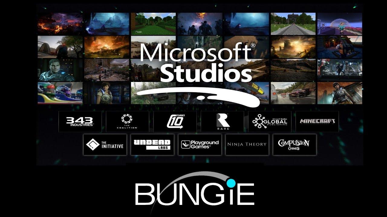 Слух: Microsoft намерена приобрести Bungie