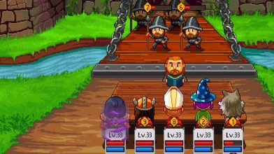 Knights of Pen & Paper 2 - Deluxiest Edition анонсирована для Switch, PS4 и XOne