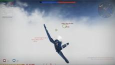 """War Thunder """"Обзор американского истребителя-бомбардировщика F4U-1d Corsair"""""""