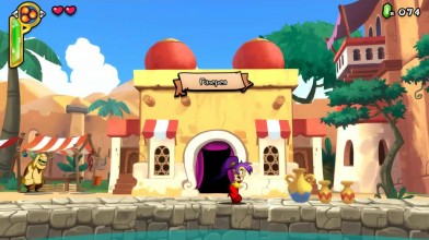 Shantae: Half-Genie Hero - Копим алмазы без прохождения