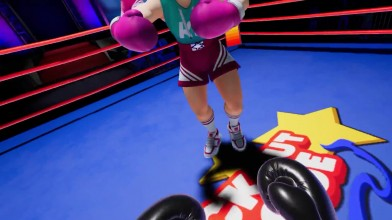 Real Boxing - Меня избила девушка (VR)